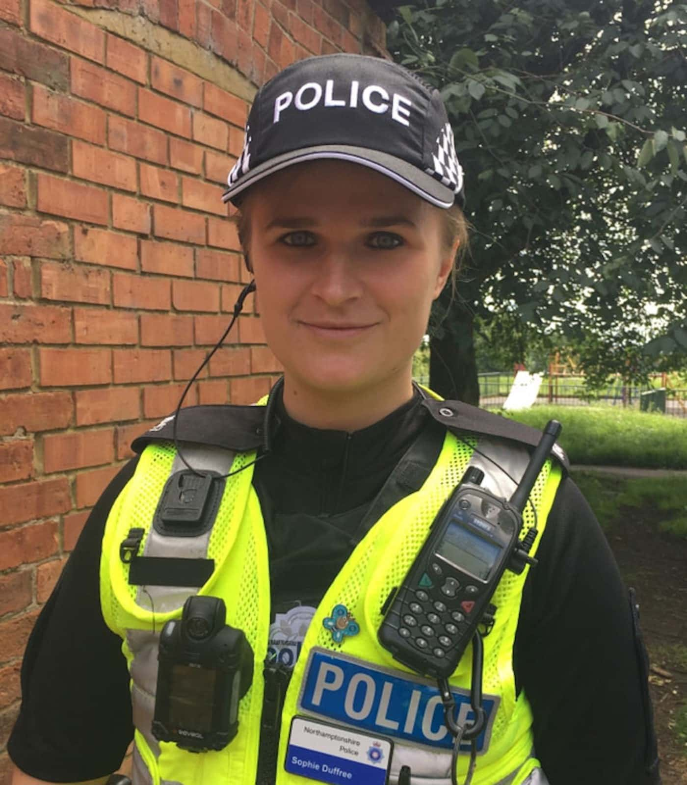 Sophie Duffree - Police Officer