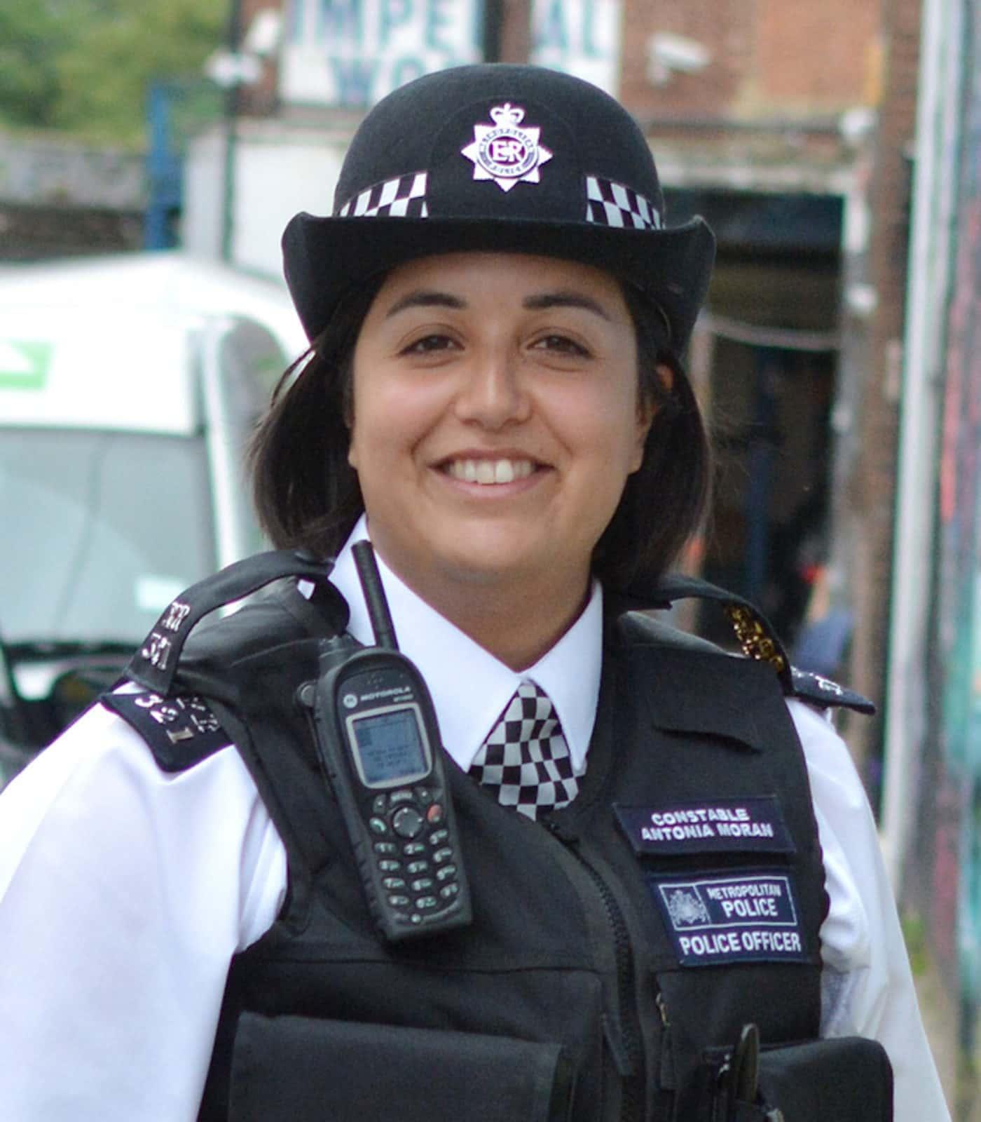 Antonia Moran - Police Officer