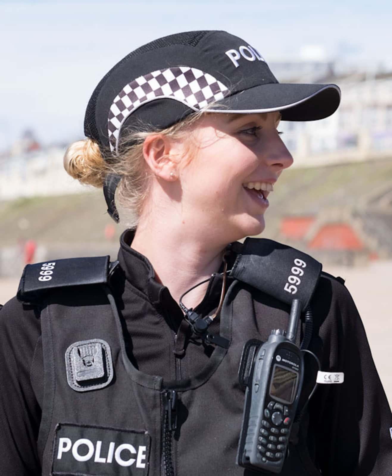 Jess Cooper - Police Officer