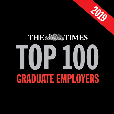 The Times - Top 100 graduate employers