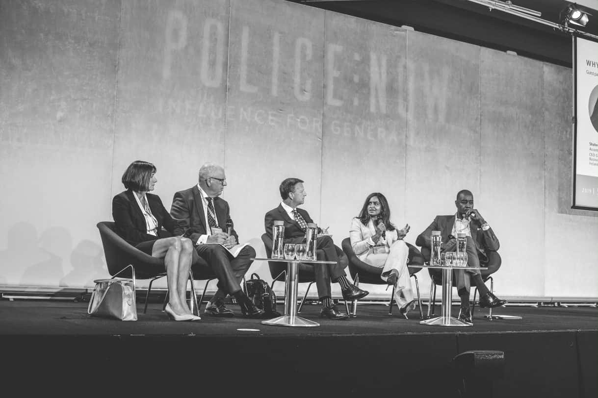 Breaking Boundaries Changing Communities - Police Now Impact Conference 2019