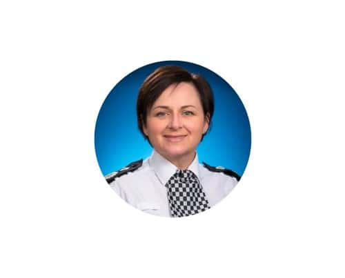 DCC Louisa Rolfe OBE board member | Police Now