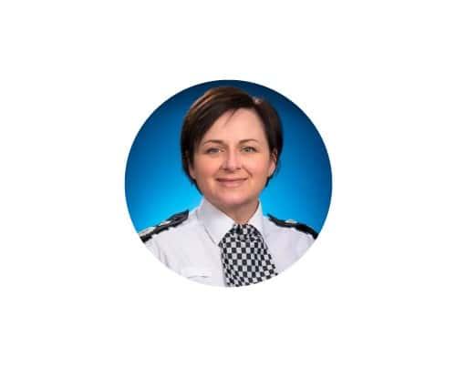 DCC Louisa Rolfe OBE board member   Police Now