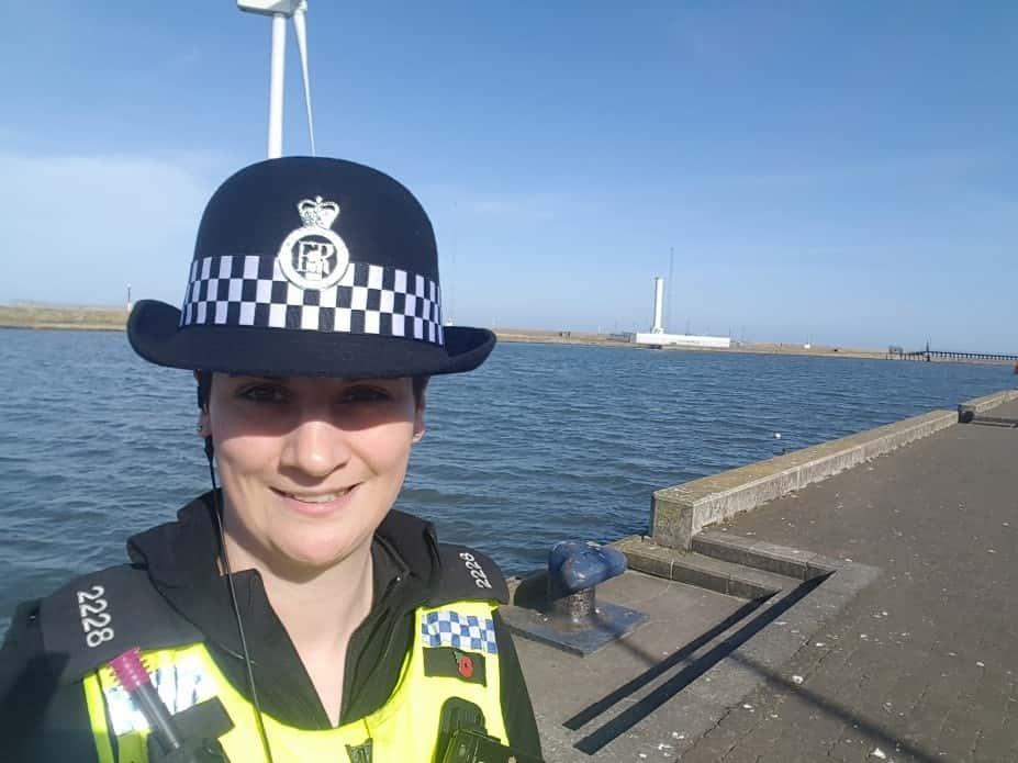 Maggie Aston | Police Now