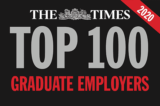 The Times - The Times - Top 100 graduate employers