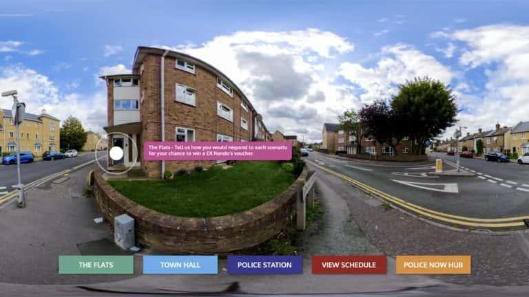 Police Now - Virtual events - Neighbourhood