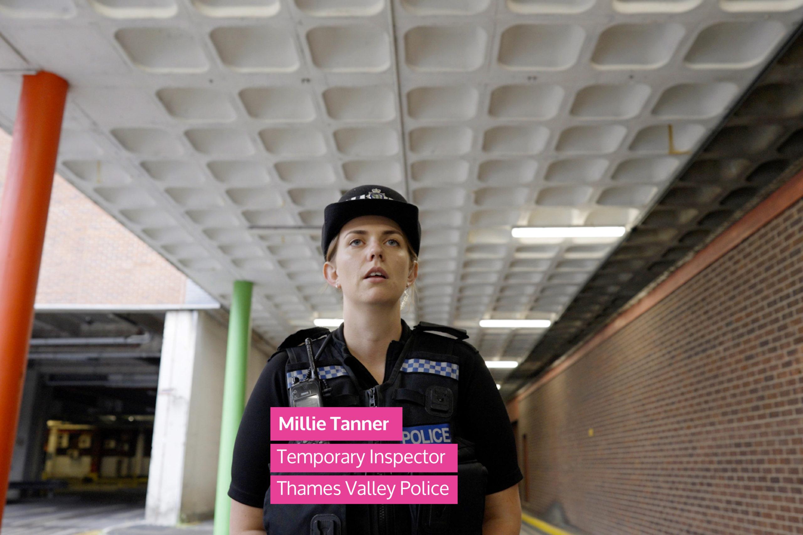 Millie Tanner | Temporary Inspector