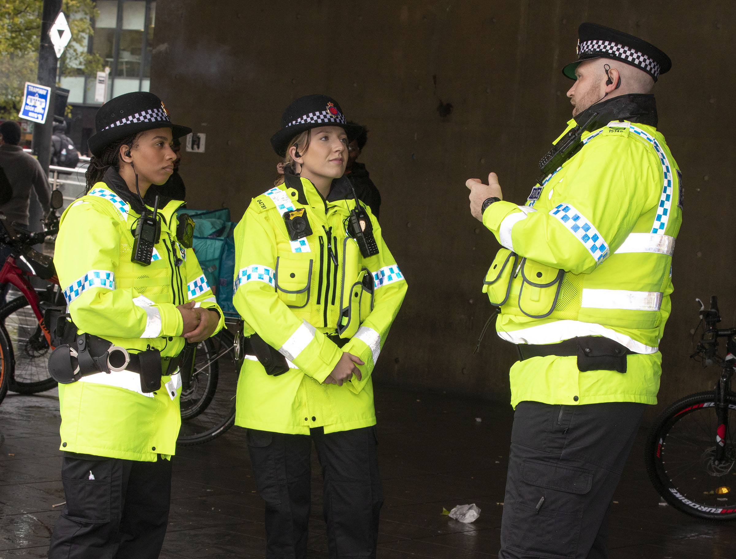 Project Servator - Picadilly Gardens-2